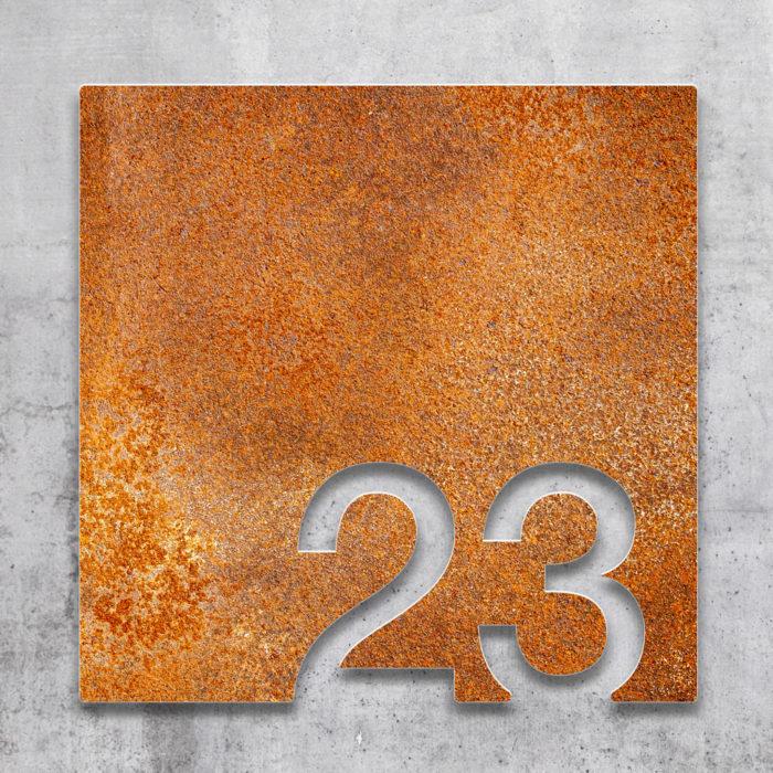 Vintage Zimmernummer 23 / Z.03.023.R 2