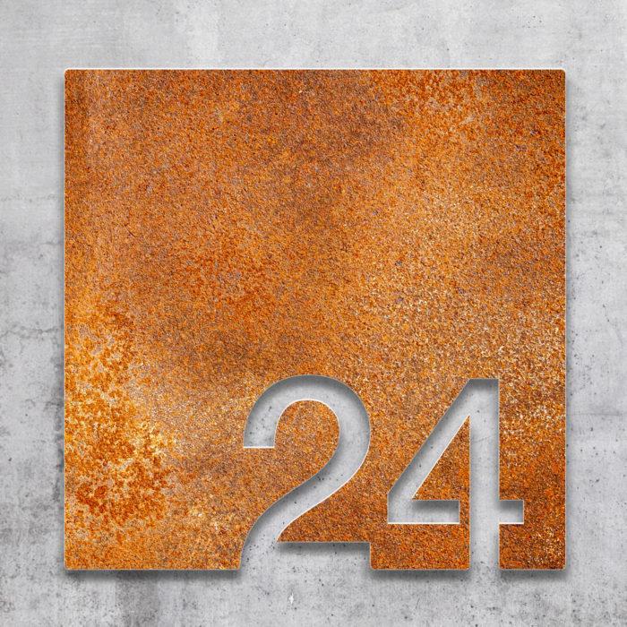 Vintage Zimmernummer 24 / Z.03.024.R 2