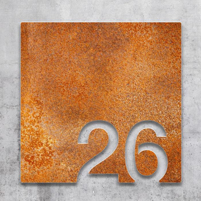 Vintage Zimmernummer 26 / Z.03.026.R 2