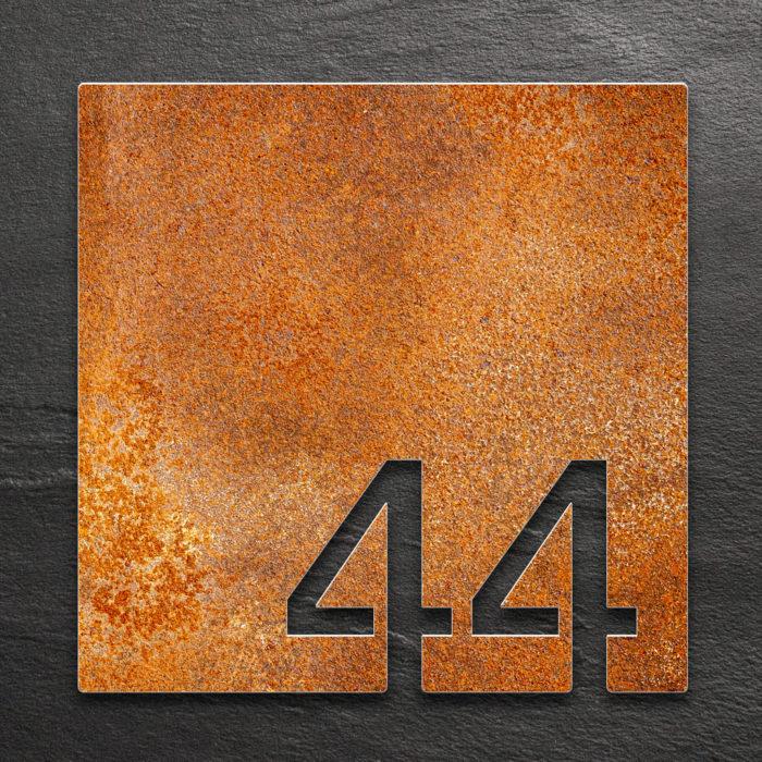 Vintage Zimmernummer 44 / Z.03.044.R 1