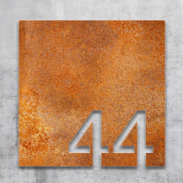 Vintage Zimmernummer 44 / Z.03.044.R 2