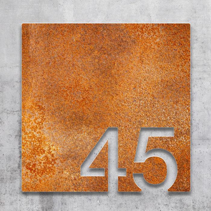 Vintage Zimmernummer 45 / Z.03.045.R 2