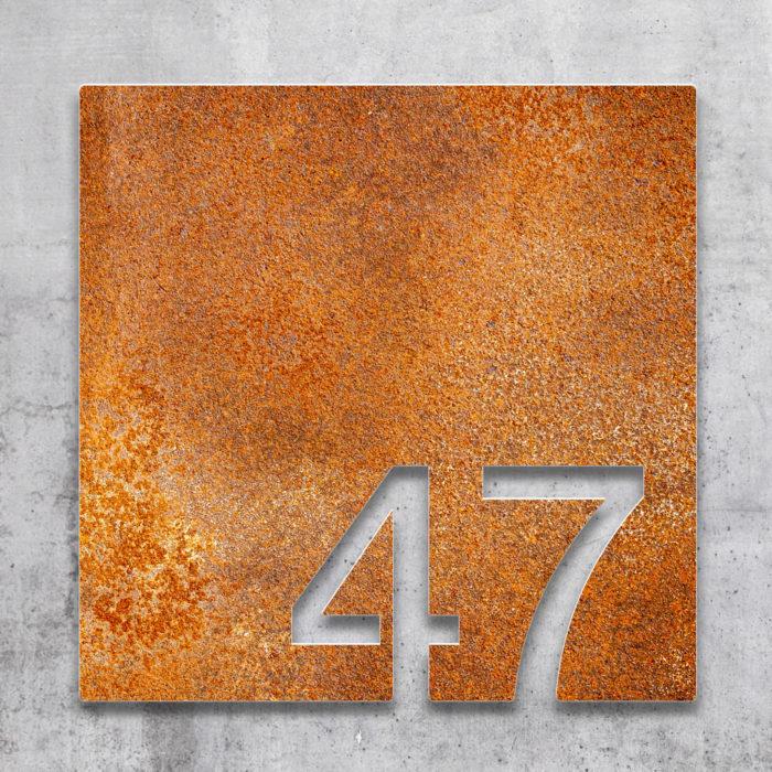 Vintage Zimmernummer 47 / Z.03.047.R 2