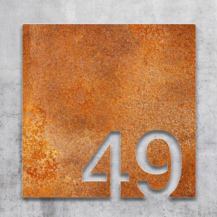 Vintage Zimmernummer 49 / Z.03.049.R 2