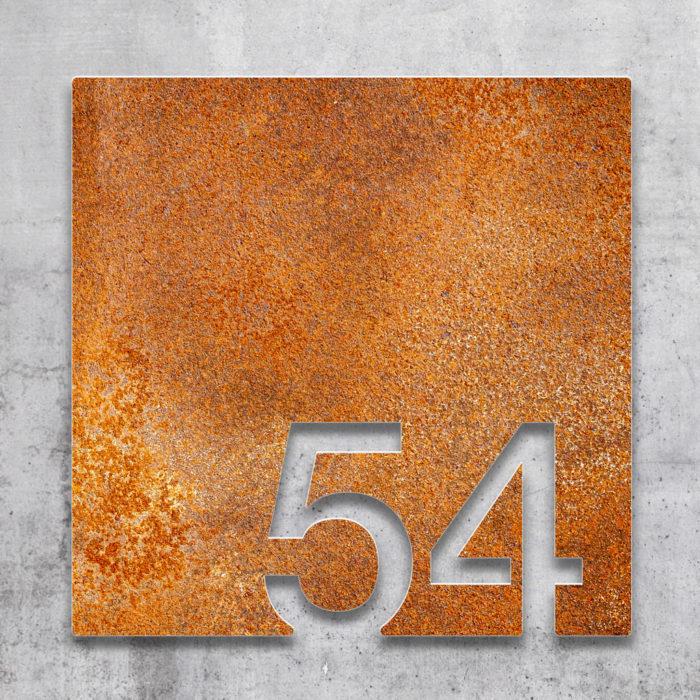 Vintage Zimmernummer 54 / Z.03.054.R 2