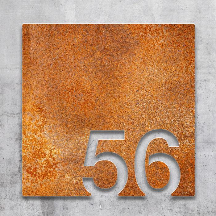 Vintage Zimmernummer 56 / Z.03.056.R 2